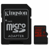 Карта памяти Kingston microSDHC 32Gb Class 10 UHS-I U3 R90/W80MB/s + SD адаптер 4K Video (SDCA3/32Gb)