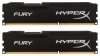 Память Kingston HyperX FURY Black 2x4Gb DDR3 1866MHz (HX318C10FBK2/8)