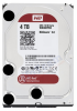 Жесткий диск 4Tb WD Red WD40EFRX 5400Rpm, 64Mb, SATA3