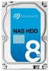Жесткий диск 8Tb Seagate NAS ST8000VN0002 7200RPM SATA6Gb/S 256MB