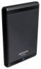 Жесткий диск USB3.0 500GB AData HV100 Black (AHV10