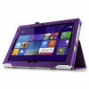 Fintie Folio Case Cover Stand Acer Aspire Switch 10 Violet