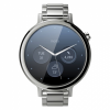 Motorola Moto 360 2nd Gen. Womens 42mm Steel with Silver Steel Band