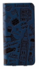 Чехол OZAKI O! Coat Travel London for iPhone 6 Plus Dark Blue (OC585LD)