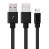 Кабель JUST Freedom Micro USB Cable Black (MCR-FRDM-BLCK)