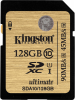 Карта памяти KINGSTON 128GB SDXC Class 10 UHS-I