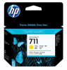 Картридж HP No.711 DesignJet 120/520 Yellow 3-Pack (CZ136A)