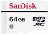 Карта памяти SanDisk High Endurance Video Monitoring microSDXC 64Gb Class 10 20MB/s (SDSDQQ-064G-G46A)