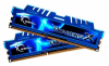 Память G.Skill Ripjaws X 2x4GB DDR3-2400 PC3-19200 (F3-2400C11D-8GXM)