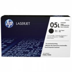 Картридж HP 05L (CE505L) Black