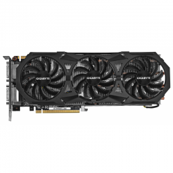 Видеокарта Gigabyte GeForce GTX 980 4Gb GDDR5 (GV-N980WF3-4GD)