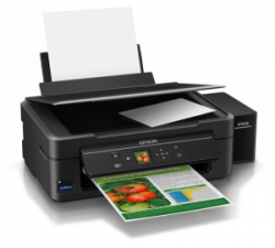 МФУ Epson L456 with Wi-Fi (C11CE24402)