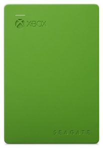 Жесткий диск 2TB Seagate Game Drive for Xbox 2TB Green (STEA2000403) Black