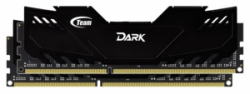 Память Team Dark Black 2x8Gb DDR4 2666 MHz (TDKED416G2666HC15ADC01)