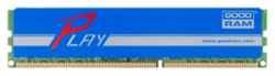 Память Goodram Play Blue 8Gb DDR4 2400Mhz (GYB2400D464L15/8G)
