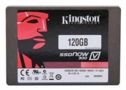 Накопитель SSD 120GB Kingston SSDNow V300 (SV300S3N7A/120G) Notebook Kit