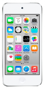 Плеер Apple iPod Touch 64Gb Silver (MKHJ2RP/A)