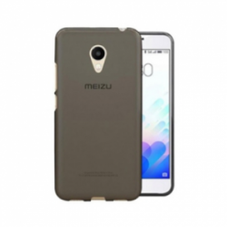 Ultra Thin Silicon Remax 0.2 mm Meizu M3 Black