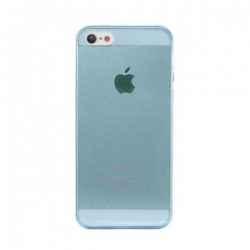 Ultra Thin Silicon Remax 0.2 mm iPhone 5 Blue