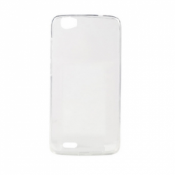 MS Standart Silicon Case Doogee T6 White/transparent