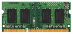 Память SoDimm Kingston 1х4GB DDR3 1600MHz (KCP316SS8/4)