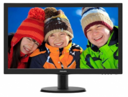 Монитор 23,6'' Philips (243V5QHSBA/01)