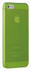 Чехол OZAKI O!coat-0.3-Jelly for iPhone 5/5S Green (OC533GN)