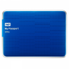 Жесткий диск 500GB WD My Passport Ultra (WDBPGC5000ABL-EESN) USB 3.0 Blue