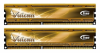 Память Team Xtreem Vulcan Yellow 2X8Gb DDR3 1600 MHz (TLYD316G1600HC9DC01)
