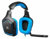 Гарнитура Logitech G430 Gaming Headset (981-000537