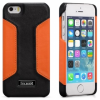 Icarer iPhone 5/5S Colorblock Black/Orange