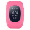 Smart Baby W5 GPS Smart Tracking Watch Pink (Q50)