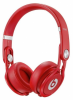 Наушники Beats Mixr High-Performance Professional Headphones Red (MH6K2ZM/A)