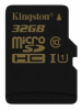 Карта памяти Kingston microSDHC 32Gb Class 10 UHSI U1 no adapter (SDCA10/32GbSP)
