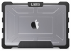 "Чехол для Macbook Air 13"" Urban Armor Gear Ice Transparent (MBA13-A1466-ICE)"