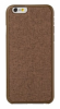 Чехол OZAKI O!coat-0.3+Canvas for iPhone 6 Brown (OC557BR)