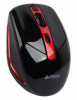 Мышь A4Tech G11-590HX-4 Black/Red