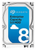 Жесткий диск 8TB Seagate Enterprise Capacity ST8000NM0055, 7200Rpm, 256Mb, SATA3