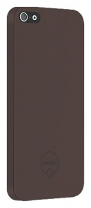 Чехол OZAKI O!coat-0.3-Solid for iPhone 5/5S Brown (OC530BR)