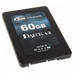 Накопитель SSD 60Gb Team Dark L3 (T253L3060GMC101) SATA