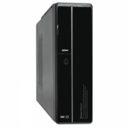 Корпус Logicpower S602BS Slim, Mini-ITX, 400Вт