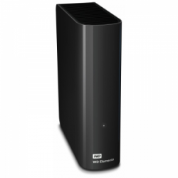 Жесткий диск 2TB Western Digital Elements Desktop (WDBWLG0020HBK-EESN) USB 3.0