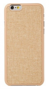 Чехол OZAKI O!coat-0.3+Canvas for iPhone 6 Khaki (OC557KH)