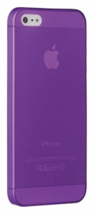 Чехол OZAKI O!coat-0.3-Jelly for iPhone 5/5S Purple (OC533PU)