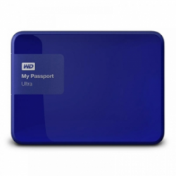 Western Digital My Passport Ultra Blue 2TB WDBBKD0020BBL(Original Factory Refurbished)