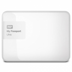 Western Digital My Passport Ultra 2TB WDBBKD0020BWT (Original Factory  Refurbished)