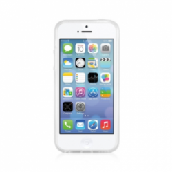 Macally Protective flexible case iPhone 5C Clear