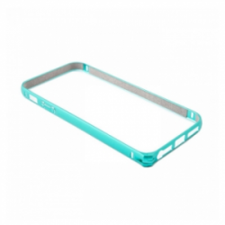 Devia Buckle Curve Bumper for iPhone 5/5S Green