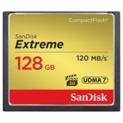 SanDisk 128 GB Extreme CompactFlash SDCFXSB-128G-G46