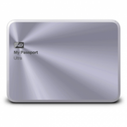 Western Digital My Passport Ultra metal Edition 2TB WDBEZW0020BSL (Original Factory Refurbished)